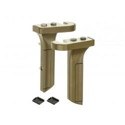 312567 - Paire de supports bronze
