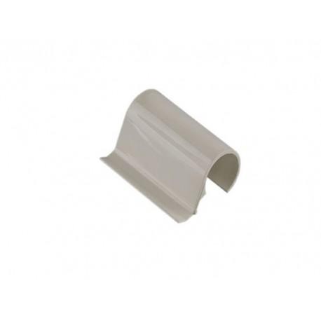 209605 - Cache blanc compas E5